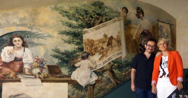 Cultura y Roque Baños se unen para crear proyectos que generen nuevas oportunidades para los artistas murcianos - 1, Foto 1