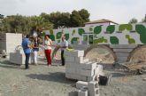Recrean una infraestructura hidráulica tradicional en la Casa del Cura de Puerto Lumbreras