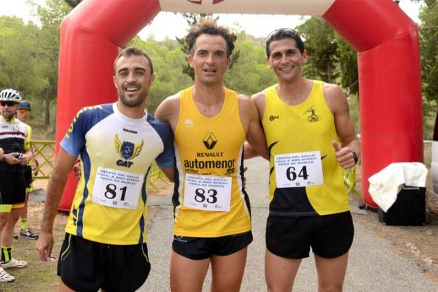 Strong weekend for athletes Totana Athletics Club