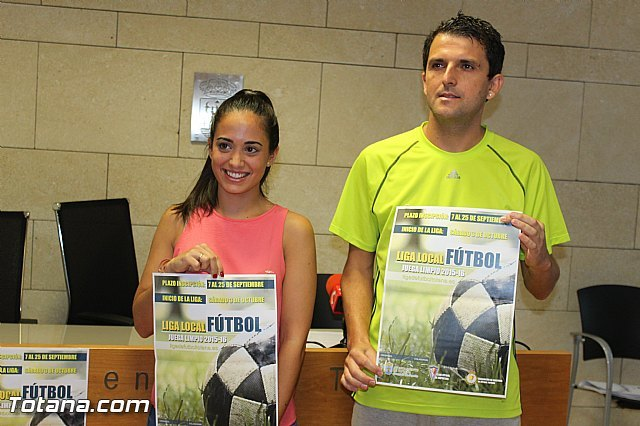"""The registration period is open until 25 September at the Local Youth Football League """"Play Fair"""""""