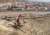 En marcha las obras para la creación de nuevos miradores y mejoras paisajísticas en el Castillo de Nogalte de Puerto Lumbreras
