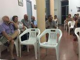 Representantes del Gobierno municipal se reúnen con vecinos del barrio de San José