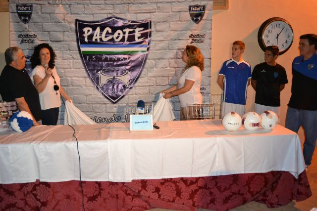 El Pacote FS Pinatar arranca su quinta temporada con nueva imagen y una tarjeta de socio - 2, Foto 2