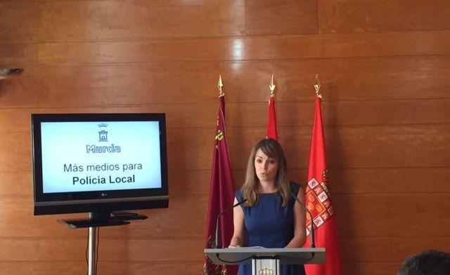 La Policía Local contará con 21 nuevos vehículos para reforzar la seguridad en el casco urbano y pedanías - 1, Foto 1