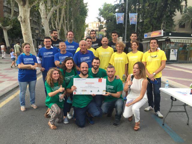 El equipo de los periodistas gana la gymkana de la intermodalidad - 1, Foto 1