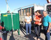 El Ayuntamiento amplía las concentraciones de buzones para mejorar la comunicación en las zonas rurales