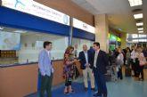 El Punto municipal de Información Turística ubicado en el Aeropuerto atendió a cerca de 2.000 usuarios desde su apertura