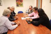 Visita institucional a los balnearios de Jaraba y Alhama de Arag�n