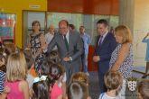 IES Sanje y la problemática del ferrocarril a su paso por Alcantarilla presentes en la Apertura del Curso Escolar 2015-2016