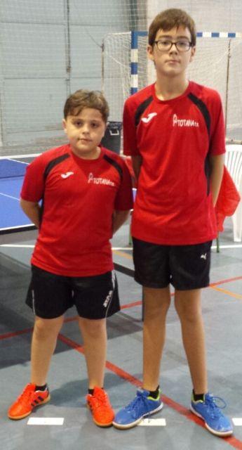 El Club Totana Tenis de Mesa participó en el Open Ciudad de Lorca - 2, Foto 2