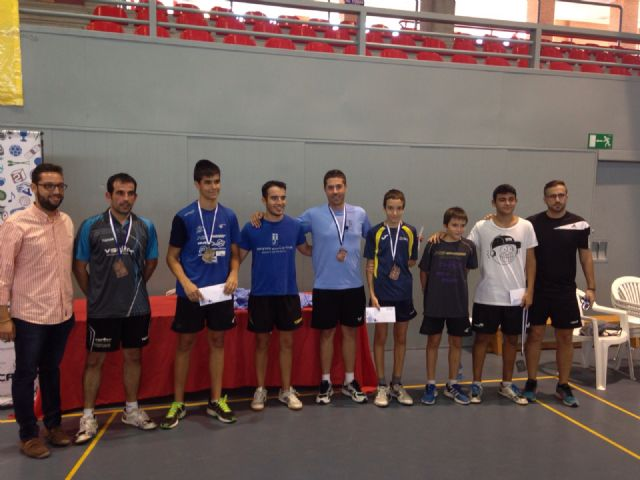 El Club Totana Tenis de Mesa participó en el Open Ciudad de Lorca - 3, Foto 3