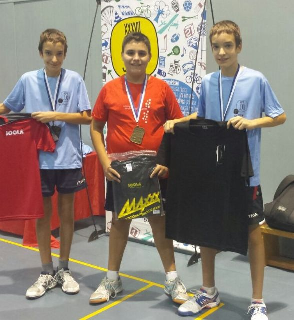 El Club Totana Tenis de Mesa participó en el Open Ciudad de Lorca - 4, Foto 4