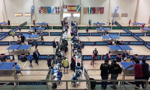 El Club Totana Tenis de Mesa participó en el Open Ciudad de Lorca - 5, Foto 5