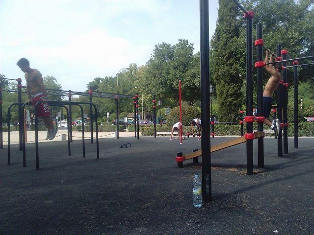 El PSOE pide la creacion de parques de calistenia o street workout - 1, Foto 1