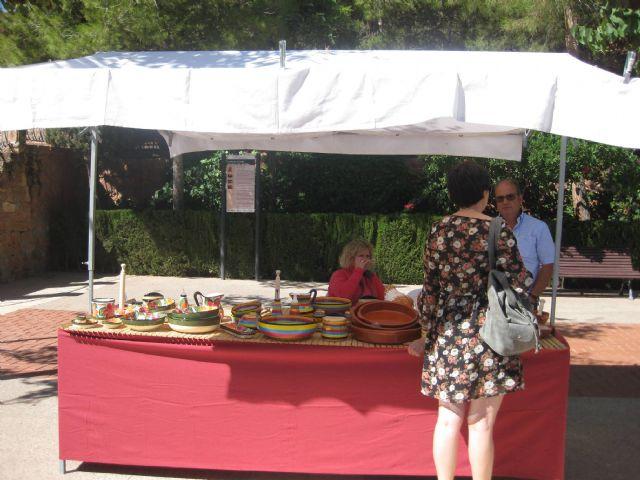 El Mercado Artesano en La Santa se celebra de nuevo, retomándolo después de la temporada de verano - 2, Foto 2