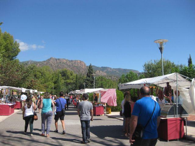 El Mercado Artesano en La Santa se celebra de nuevo, retomándolo después de la temporada de verano - 3, Foto 3