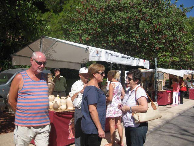 El Mercado Artesano en La Santa se celebra de nuevo, retomándolo después de la temporada de verano - 4, Foto 4