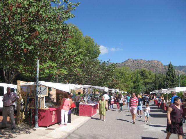 El Mercado Artesano en La Santa se celebra de nuevo, retomándolo después de la temporada de verano - 5, Foto 5