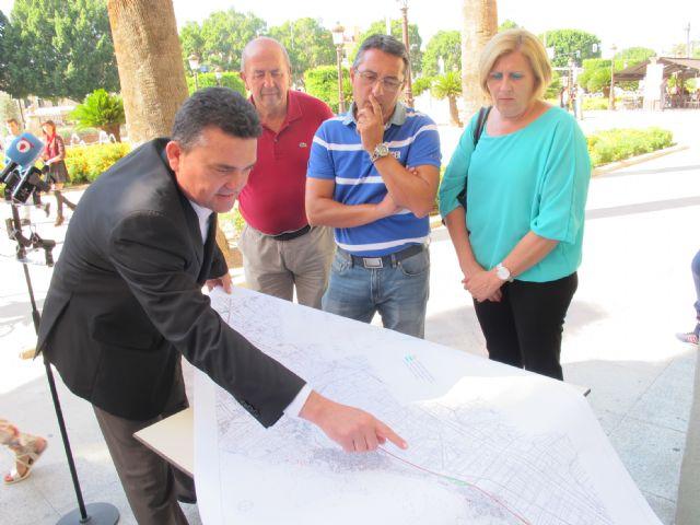 El PSOE propone la creación de un corredor verde de comunicaciones y recreo en el antiguo trazado ferroviario de la Cordillera Sur - 1, Foto 1