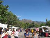 El Mercado Artesano en La Santa se celebra de nuevo, retomándolo después de la temporada de verano