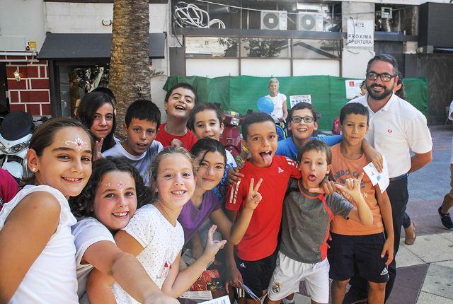 300 niños participan en las actividades del Día sin coche - 1, Foto 1