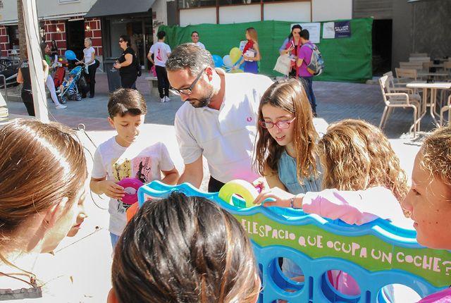 300 niños participan en las actividades del Día sin coche - 2, Foto 2