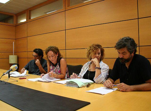 Agua pública y cero desahucios, propuestas de ahora Murcia para el rescate ciudadano - 1, Foto 1