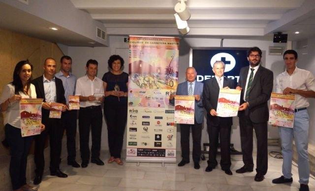 Puerto Lumbreras acoge este fin de semana a más de 500 ciclistas preinscritos en el Campeonato de España categoría máster - 1, Foto 1