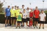 El Torneo Apertura de la Escuela de Tenis del Club de Tenis Totana anota todo un éxito de participación y nivel de juego