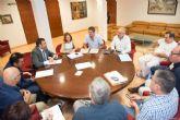 Los comerciantes del centro participarán en el diseño de las estrategias municipales