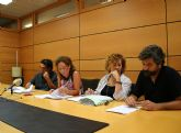 Agua pública y cero desahucios, propuestas de ahora Murcia para el rescate ciudadano
