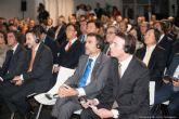 López y Castejón asisten a la inauguración de la planta de Ilboc en Cartagena