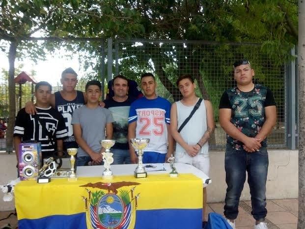 Last Saturday took place on I-Sala Cup Multicultural Totana