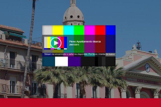 Cambiemos Murcia propone la grabación de los plenos de las juntas municipales - 1, Foto 1