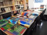Ciudadanos Cartagena pide al Ayuntamiento que colabore activamente con el banco de libros creado por la FAPA