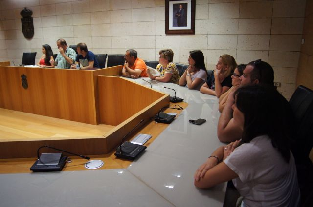 The Municipal Government meets with clubs and sports associations
