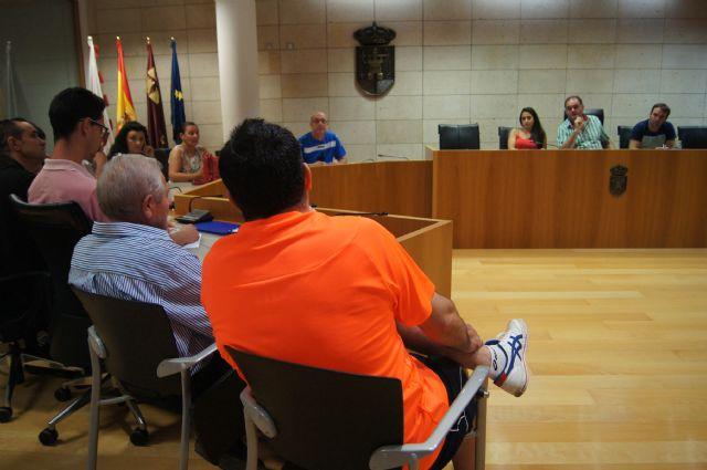 El Gobierno municipal se reúne con los clubes y asociaciones deportivas - 2, Foto 2