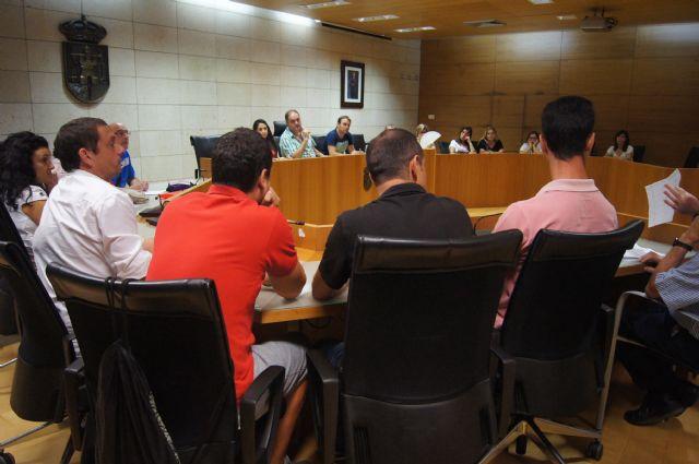 El Gobierno municipal se reúne con los clubes y asociaciones deportivas - 3, Foto 3