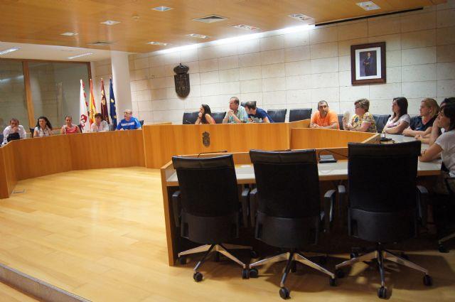 El Gobierno municipal se reúne con los clubes y asociaciones deportivas - 5, Foto 5
