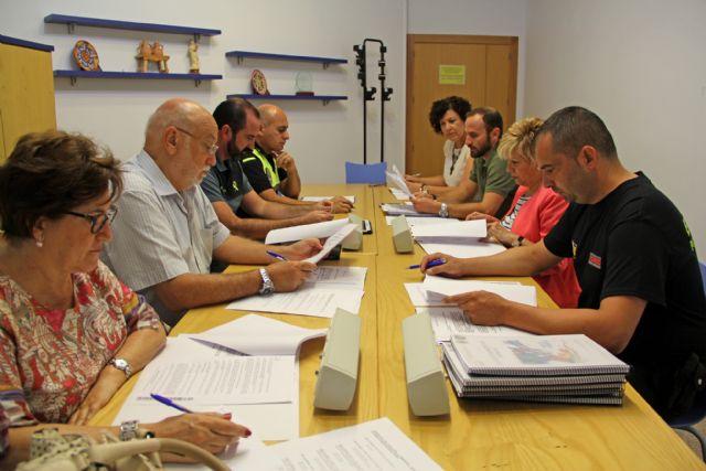 Se reúne la Junta Local de Seguridad - 1, Foto 1