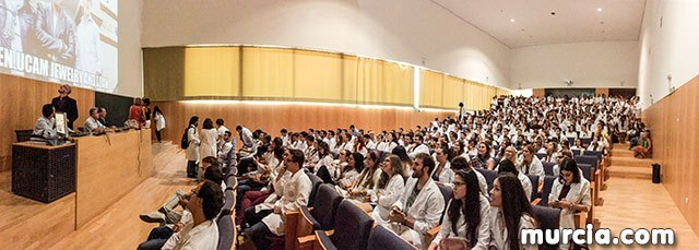 Win Totana IU denounce the serious situation that the medical students of the University of Murcia face