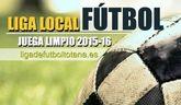 Hoy finaliza el plazo de inscripción para participar en la Liga Local de Fútbol 'Juega Limpio'