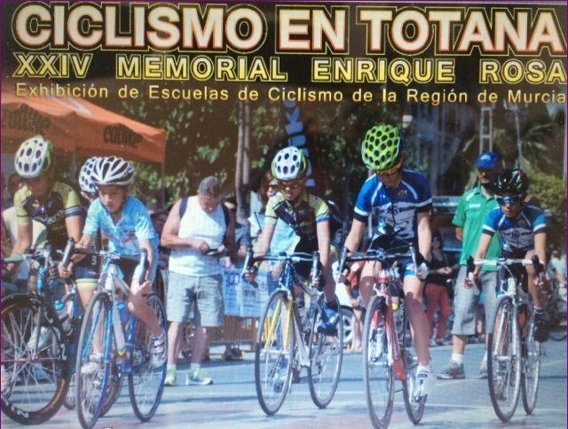 El XXIV Memorial Enrique Rosa de Ciclismo se celebra este domingo en la urbanización La Báscula, después de suspenderse por el temporal de lluvias - 1, Foto 1