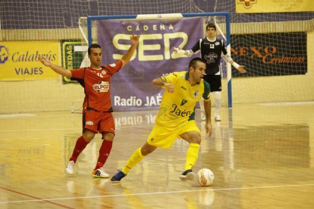 PREVIA 3ª Jornada LNFS - Jaén Paraíso Interior vs ElPozo Murcia FS - 1, Foto 1