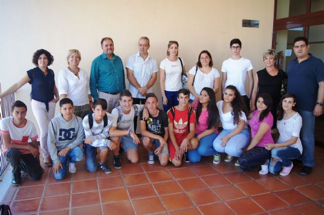 Doce alumnos y alumnas participan este nuevo curso en el programa Aula Ocupacional - 2, Foto 2