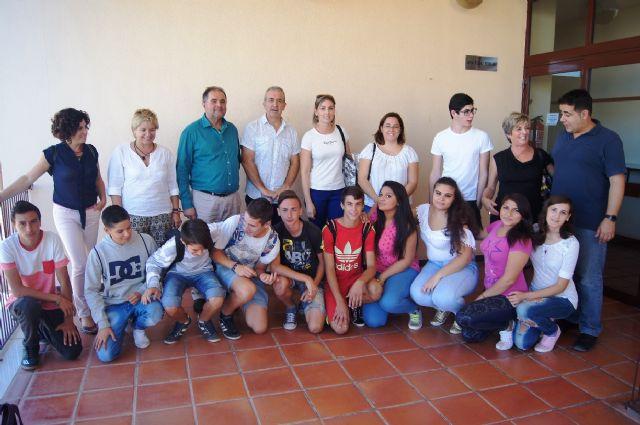 Doce alumnos y alumnas participan este nuevo curso en el programa Aula Ocupacional - 3, Foto 3