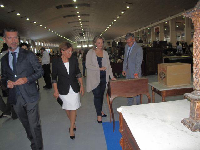 Inauguración XIII Desembalaje de Antigüedades - 1, Foto 1