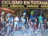 El XXIV Memorial 'Enrique Rosa' de Ciclismo se celebra este domingo en la urbanización 'La Báscula', después de suspenderse por el temporal de lluvias