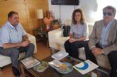 El alcalde se reúne con el director territorial de la ONCE