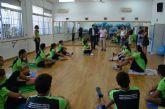 Quince jóvenes en paro se forman profesionalmente como monitores deportivos en un programa mixto del SEF en San Javier